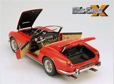FIRST SAMPLES CMC's 118 1960 Ferrari 250 California
