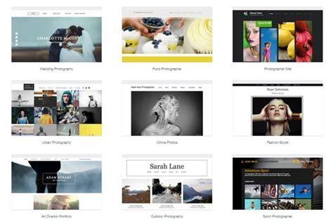 wix templates wix vs weebly vs squarespace based on personal experience