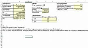 Rechnung Vorkasse : rechnung excel vorlage ~ Themetempest.com Abrechnung