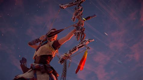 horizon dawn zero weapons tips skills gear crafting getting unlock vg247 down bugs xp easy quickly possible