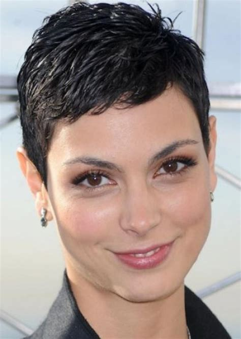 pictures  cute short black hairstyles  women