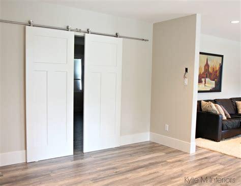 interior sliding barn doors for homes colour review edgecomb gray benjamin