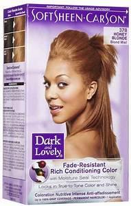 Honey Blonde Hair Color Dye Chart Highlights On Black