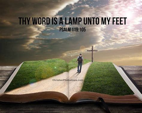thy word is a l unto my scripture thy word is a l unto my special quotes