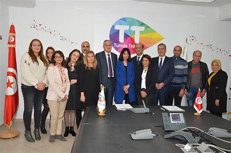 tunisie telecom siege tunisie telecom sponsor officiel de la fédération