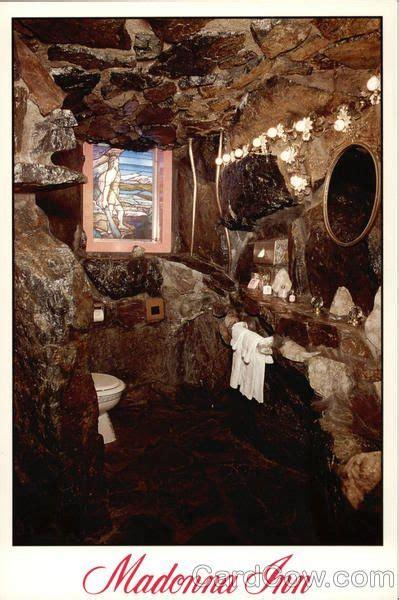 madonna inn room  caveman bath san luis obispo ca