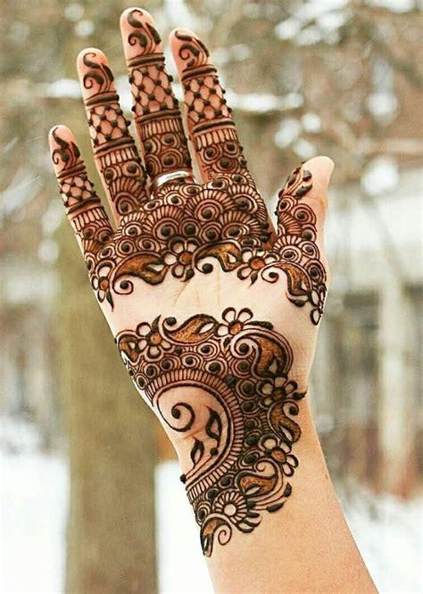 30 Attractive Arabic Cone Designs Images 2020 Sheideas