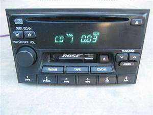 Nissan Maxima Bose Stereo