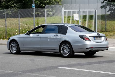 Pullman S-Class to Steal Sales from Rolls-Royce and ...