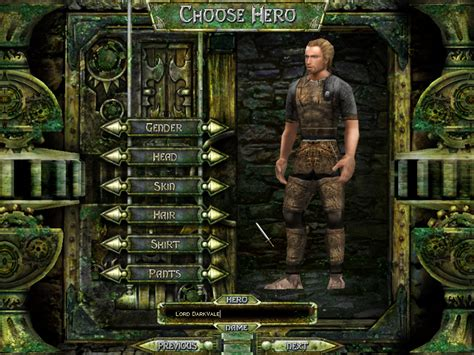dungeon siege 3 best character dungeon siege legends of aranna screenshots for windows