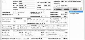 Datev Abrechnung Der Brutto Netto Bezüge Muster : gro gehaltsabrechnung galerie dokumentationsvorlage ~ Themetempest.com Abrechnung