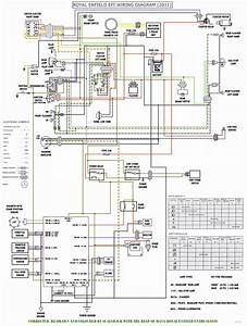 Royal Enfield Bullet Electra Wiring Diagram
