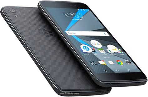 blackberry dtek50 official