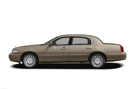 Lincoln Town Car Price Photos Reviews Features