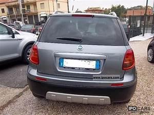 2007 Fiat Emotion Sedici 4x4 120cv 9 1 Mtj