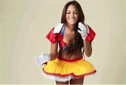 Halloween Melanie Iglesias Costumes Costume Gifs Snow