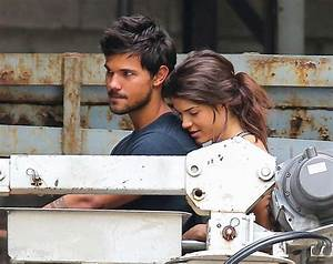 marie avgeropoulos fugitive at 17   Taylor Lautner and ...