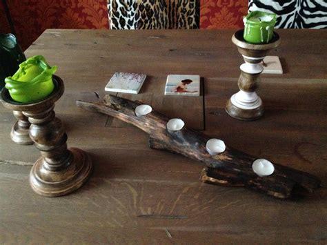 teelichthalter selber basteln teelichthalter aus holzstamm selber basteln basteltipps