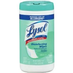 Lysol Wipes Reviews And Uses For Sanitizing And