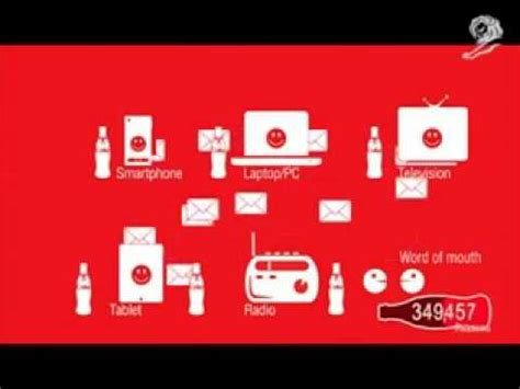 Cocacola Integrated Campaign Youtube