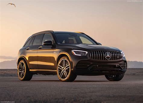 In this, we cover the pros and cons of the amg inspired glc and discuss. 2020 Mercedes-Benz GLC43 AMG 4Matic - HD Pictures, Videos, Specs & Informations - Dailyrevs