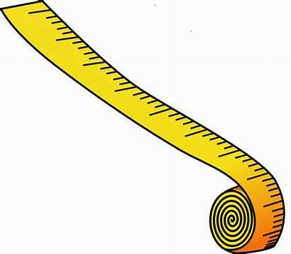 Tape Measuring Clip Measure Clipart Measurements Svg