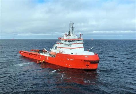 Liepājas ostā iebraucis Krievijas kuģis, kura īpašnieks ...