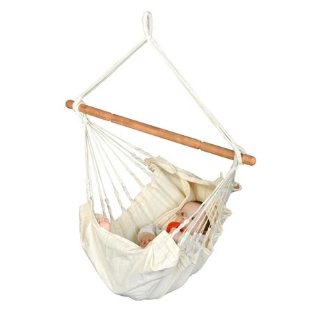 Hammock For Baby by Organic Cotton Wool Baby Hammock Toys