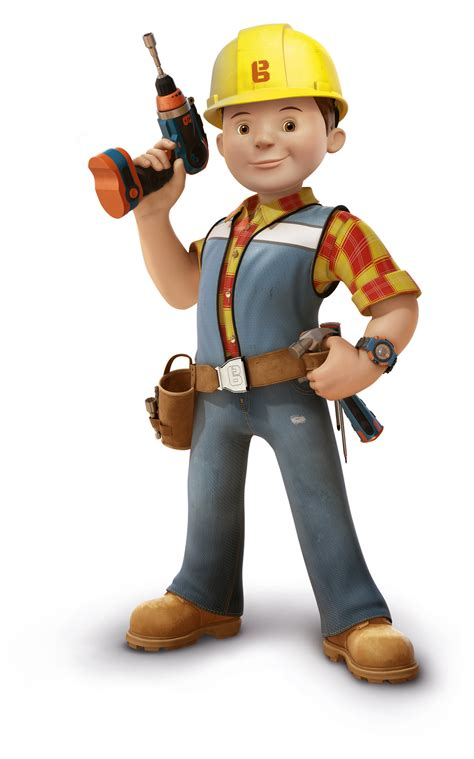 bob the builder is back with brand content bringing