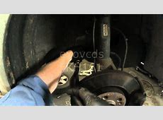 VW A4 Front Sway Bar Bushings Removing YouTube