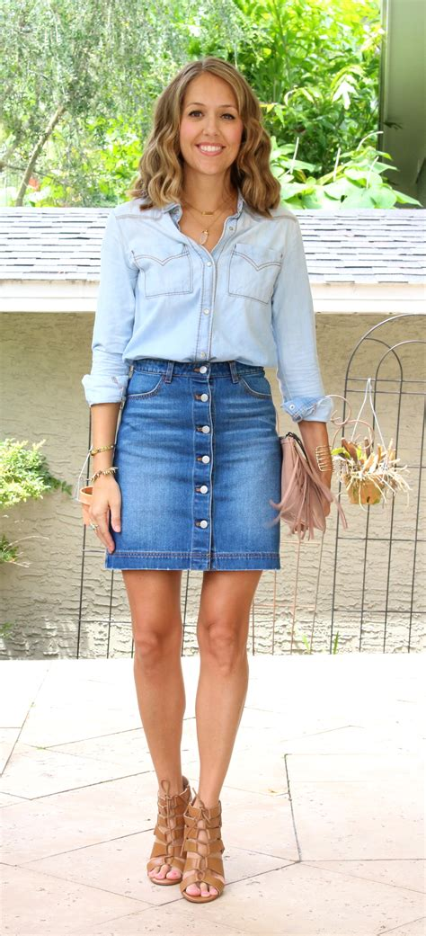 Todayu0026#39;s Everyday Fashion Button Front Skirt u2014 Ju0026#39;s Everyday Fashion