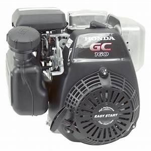 4 6 Hp 160cc Gc160 Honda Gc160laqhg Engine
