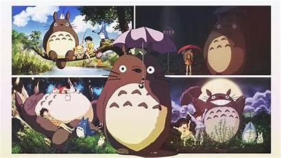 Totoro Neighbor Desktop Background 1080p Backgrounds Wallpapers