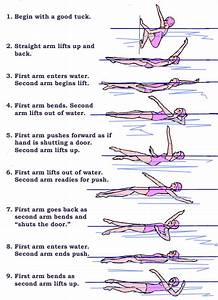 Front Crawl Diagram Pictures To Pin On Pinterest