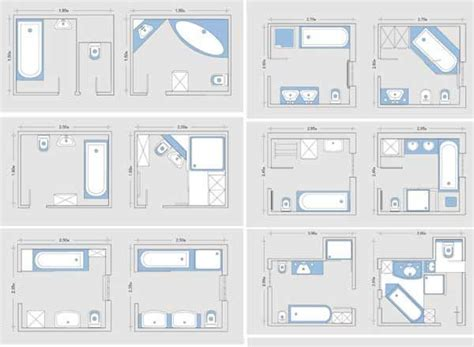 Enchanting Bathroom Remodel Floor Plans With Best