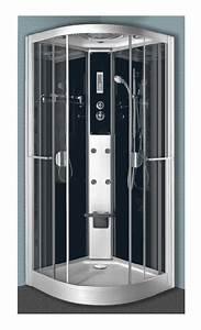 Cabine De Douche 90x90 : cabine de douche hydromassante venise 1 4 de cercle ~ Dailycaller-alerts.com Idées de Décoration