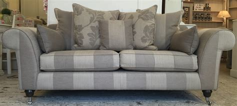 Furniture Village Pillow Back Sofa - Home Sweet HomeHome