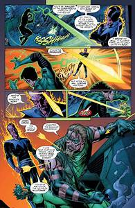 Sinestro VS Green Lantern And Green Arrow Comicnewbies