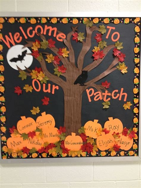 25 best ideas about fall bulletin boards on 795 | 4d630501d235caf014013c85577cb9df