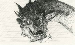 Smaug by MyWorld1 on DeviantArt
