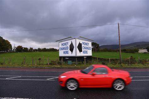 bureau de change nord l irlande du nord trouble les cartes du brexit la croix
