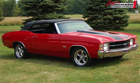 Chevrolet Chevelle Ss For Sale by 1971 Chevrolet Chevelle Ss Convertible For Sale 98968 Mcg