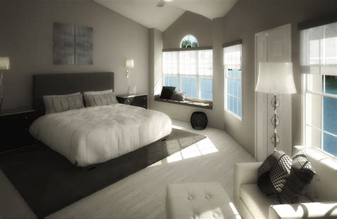Monochromatic Bedroom by 5 Tips To Create The Monochromatic Room