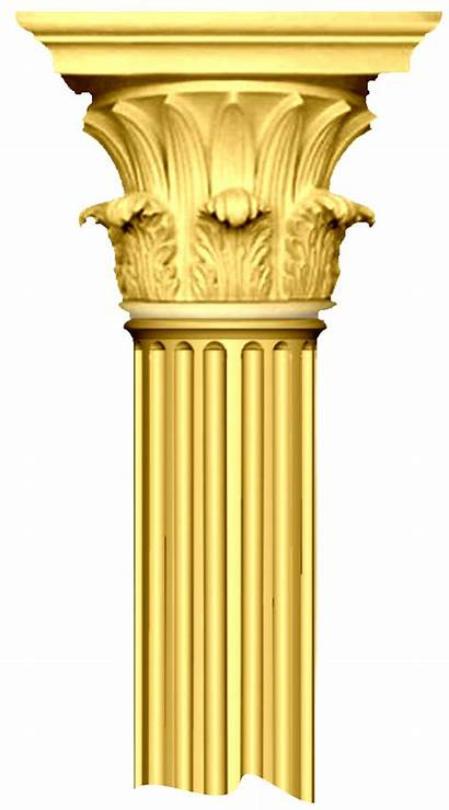 Pillar Column Clipart Pillars Greek Columns Ancient