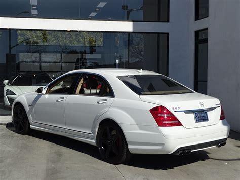 Продажа mercedes benz s class с аукциона японии. 2009 Mercedes-Benz S-Class S 63 AMG Stock # 6810A for sale near Redondo Beach, CA | CA Mercedes ...