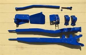 Full Size Bronco Sas Kit  Solid Axle Swap Pf830