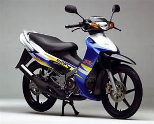 Ujang Eko  Suzuki Satria 120 R  Ru120 Lscm   U0026 Suzuki