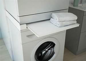 Maße Einer Waschmaschine : respekta waschmaschine trockner zwischenboden ablagefach ~ Michelbontemps.com Haus und Dekorationen