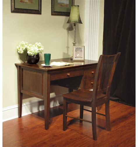 lancaster  drawer desks simply woods