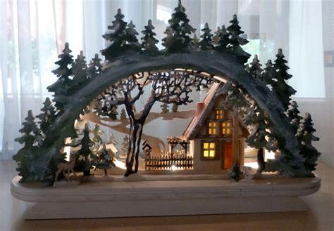 Weihnachtsdeko Holz Erzgebirge by Bunter Schwibbogen Bastelanleitung Zum Selber Basteln
